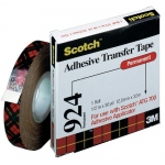 "Scotch® ATG Adhesive Transfer Tape 1/2""; Refill: Yes; (model 924-1/2), price per each"