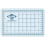 "Alvin® TM Series Translucent Professional Self-Healing Cutting Mat 8 1/2 x 12: Clear, Grid, Vinyl, 8 1/2"" x 12"", 3mm, Cutting Mat, (model TM2212), price per each"