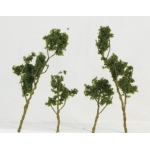 "Wee Scapes™ Architectural Model Foliage Tree Medium Green 24-pack: Green, Wire, 24-Pack, 1 1/2"" - 3"", Tree, (model WS00309), price per 24-Pack"