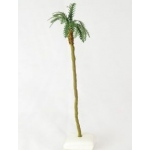 "Wee Scapes™  Architectural Model Palm Trees 3-Pack: Green, Wire, 3-Pack, 4"" - 5"", Tree, (model WS00329), price per 3-Pack"