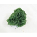 Wee Scapes™ Architectural Model Fine Medium Green Foliage Cluster; Color: Green; Coverage: 150 sq in; Material: Poly Fiber, Turf; Type: Foliage; (model WS00341), price per each