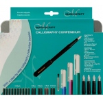 Manuscript Calligraphy Compendium Set; Color: Multi; Nibs Included: Yes; (model MC150), price per set