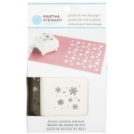 Martha Stewart Crafts™ Pattern Punch All Over The Page™ Magnetic Punch Flower Shower: Pattern, (model 42-91006), price per each