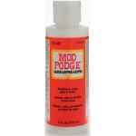 Mod Podge® Original Formula 4 oz. Gloss; Finish: Gloss; Format: Bottle; Size: 4 oz; (model PLCS11205), price per each
