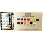 Williamsburg® Basic I 12-Color Set; Color: Multi; Format: Tube; Size: Multi; Type: Oil; (model 6008500-0), price per set