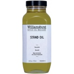 Williamsburg® Stand Oil 16 oz. Can: 16 oz, Oil Painting, (model 6009004-6), price per each