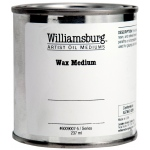 Williamsburg® Wax Medium 8 oz.: 8 oz, Wax, (model 6009007-5), price per each