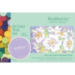 PanPastel® Ultra Soft Painting Pastel Tints Set: Multi, Pan, Ultra Soft, (model PP30204), price per set