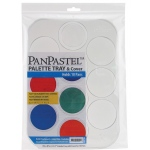 PanPastel® Empty Palette 10-color Tray: Colorless, Storage Box, (model PP35010), price per each