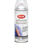 Krylon® Adhesive Remover Spray; Size: 11 oz; Type: Remover; (model K7013), price per each