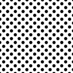 "The Crafter's Workshop 12"" x 12"" Design Template Swiss Dot: 12"" x 12"", Patterned Stencil, (model TCW246), price per each"