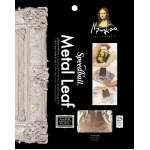 "Mona Lisa™ Metal Leaf™ Silver Sheets: Metallic, Sheet, 18 Sheets, 5 1/2"" x 5 1/2"", (model ML10206), price per 18 Sheets"