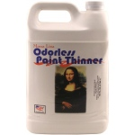 Mona Lisa™ Odorless Thinner 1 Gallon: 1 gal, Solvents, (model ML190001), price per each