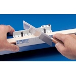 Midwest Easy Miter Box with Saw; Type: Box; (model MW1136A), price per each