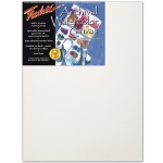 "Fredrix® Artist Series 12 x 12 Watercolor Stretched Canvas: White/Ivory, Sheet, 12"" x 12"", 11/16"" x 1 9/16"", Stretched, Watercolor, (model T5532), price per each"