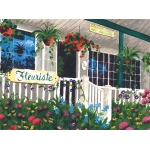 "Royal & Langnickel® Painting by Numbers™ 12 3/4 x 15 3/4 Adult Set Flower Shoppe; Board Size: 12 3/4"" x 15 3/4""; (model PAL3), price per set"
