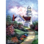"Royal & Langnickel® Paint Your Own Masterpiece™ 11 x 14 Cape Elizabeth; Board Size: 11"" x 14""; (model POM-SET1), price per set"