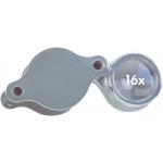 Alvin® 16x Doublet Loupe: 16x, Loupe, (model C794), price per each