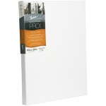 """Fredrix® PRO Dixie 16 x 20 Stretched Canvas Gallerywrap Bar 1-3/8""""; Color: White/Ivory; Format: Sheet; Gallerywrap Bar: 1 3/8""""; Material: Cotton; Size: 1 3/8"""", 16"""" x 20""""; Type: Stretched; (model T49108), price per each"""