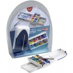 Winsor & Newton™ Cotman™ Watercolor Mini Plus; Color: Multi; Format: Pan; Type: Watercolor; (model 0390396), price per set