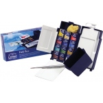 Winsor & Newton™ Cotman™ Watercolor Field Box Set; Color: Multi; Format: Pan; Type: Watercolor; (model 0390639), price per set