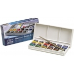 Winsor & Newton™ Cotman™ ; Color: Multi; Format: Pan; Type: Watercolor; (model 0390640), price per set