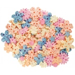 "Potpourri; Color: Multi; Material: Paper; Size: 2 1/2""; Type: Dimensional; (model BHS808), price per each"