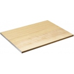 "Alvin® DB Series Drawing Board / Tabletop 24"" x 36""; Top Color: Brown; Top Material: Wood; Top Size: 24"" x 36""; (model DB118), price per each"