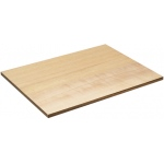 "Alvin® VB Series Drawing Board / Tabletop 31"" x 42""; Top Color: Brown; Top Material: Wood; Top Size: 31"" x 42""; (model VB142), price per each"