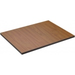 "Alvin® WB Series Drawing Board / Tabletop 31"" x 42""; Top Color: Brown; Top Material: Melamine; Top Size: 31"" x 42""; (model WB142), price per each"