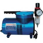 Paasche Model D220R 1/6 HP Compressor with Regulator and Moisture Trap