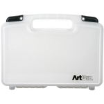 "Artbin® Quick View™ Standard Base 14"" Carrying Case: Clear, Polypropylene, 14"", (model 8014AB), price per each"