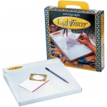 "Artograph® Lightracer™ 10"" x 12"" Light Box; Material: Acrylic; Size: 10"" x 12""; Wattage: 8-25w; (model 225-365), price per each"