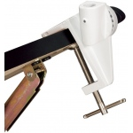 Alvin® Adjustable Clamp White: White/Ivory, Clamp, (model ALCLAMP-D), price per each