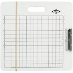 "Heritage Gridded Sketch Board: 18 1/2"" x 19 1/2"", 1 Clamp"