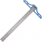 "Fairgate® 48"" Heavy-Duty Aluminum T-Square; Material: Aluminum; Size: 48""; Type: T-Square; (model T48T), price per each"