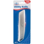 Alvin® Retractable Utility Knife: Utility, Knife, (model CUK-26), price per each
