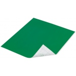 "Duck Tape® Green Clover Tape (Sheet); Color: Green; Format: Sheet; Size: 8 1/4"" x 10""; Type: Color; (model DT280087), price per sheet"