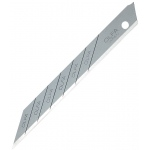 Olfa® Graphic & Art 9mm Blades; Refill: Yes; Type: Knife; (model OR-A1160B), price per pack