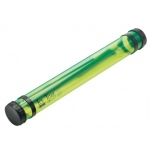 "Alvin® Ice Tubes Green Storage & Transport Tube – 2 3/4"" I.D. x 25"": Green, PVC, 2 3/4"" x 25"", (model MT25-GR), price per each"