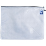 "Alvin® NB Original Series Mesh Bag 18"" x  24""; Color: Assorted, Clear; Material: Mesh, Vinyl; Size: 18"" x 24""; (model NB1824), price per each"