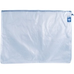 "Alvin® NB Original Series Mesh Bag 23"" x 31""; Color: Assorted, Clear; Material: Mesh, Vinyl; Size: 23"" x 31""; (model NB2331), price per each"
