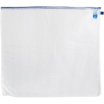 "Alvin® NB Original Series Mesh Bag 24"" x 27""; Color: Assorted, Clear; Material: Mesh, Vinyl; Size: 24"" x 27""; (model NB2427), price per each"