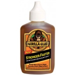 Gorilla Glue® Original Foaming Glue 2oz.: Bottle, 2 oz, Interior/Exterior, (model G50002), price per each