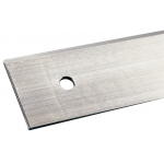 "Alvin® 1109 Series 72"" Tempered Stainless Steel Cutting Straightedge: Metallic, Steel, 72"", Straightedge, (model 1109-72), price per each"