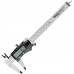 "General® 6"" Digital Fractional Caliper: Metallic, 6"", Caliper, (model G147), price per each"