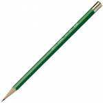 Kimberly® Drawing Pencil 2B; Color: Black/Gray; Degree: 2B; Type: Drawing; (model 525G-2B), price per dozen (12-pack)