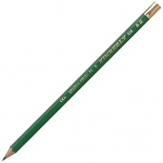 Kimberly® Drawing Pencil 3H; Color: Black/Gray; Degree: 3H; Type: Drawing; (model 525G-3H), price per dozen (12-pack)