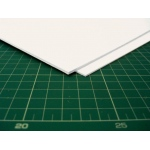 "Taskboard® White Taskboard sheets 1/16"" thick 30"" x 40"" - 25/Bx: White/Ivory, Sheet, 25 Sheets, 30"" x 40"", (model TB1125-W), price per 25 Sheets box"