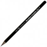 All-Art® Woodless 6B Graphite Pencil; Color: Black/Gray; Degree: 6B; (model 97-6B), price per dozen (12-pack)